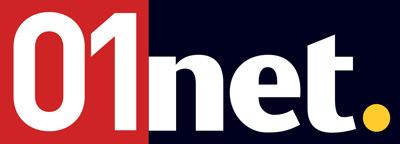 Logo 01Net magazine