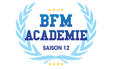 Logo BFM Academy battle startups