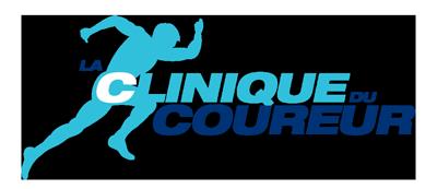 Logo la clinique du coureur canada