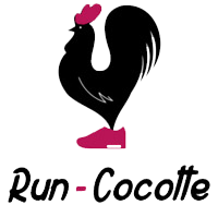 Logo Run cocotte blog running