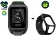Tomtom Pack Runner 3 Cardio + Music - Small + Bracelet noir Large offert Cardio-Gps